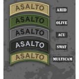 Assaut / Assault Shoulder Tab Patch en différentes teintes