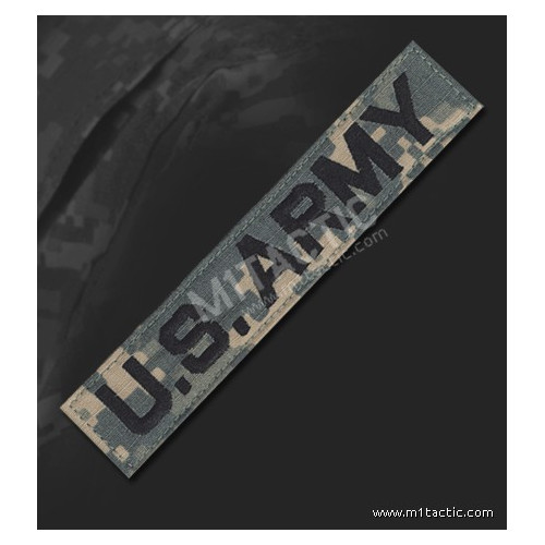 Name Tape U.S. ARMY ACU