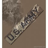 Nametape U.S. ARMY Desert Tiger Stripe