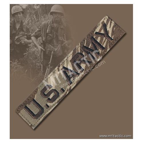 Nametape U.S. ARMY Desert Tiger Stripe