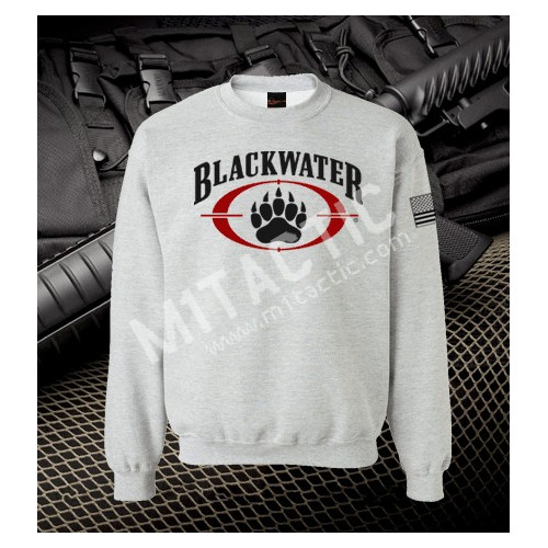 Sudadera Blackwater Gris