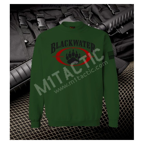 Sudadera Blackwater Verde