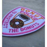 Emblema Donut Police