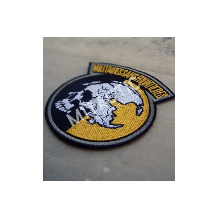 Emblema de Militaires Sans Frontieres