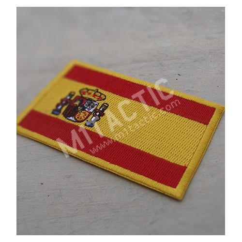 Parche / Bandera de España
