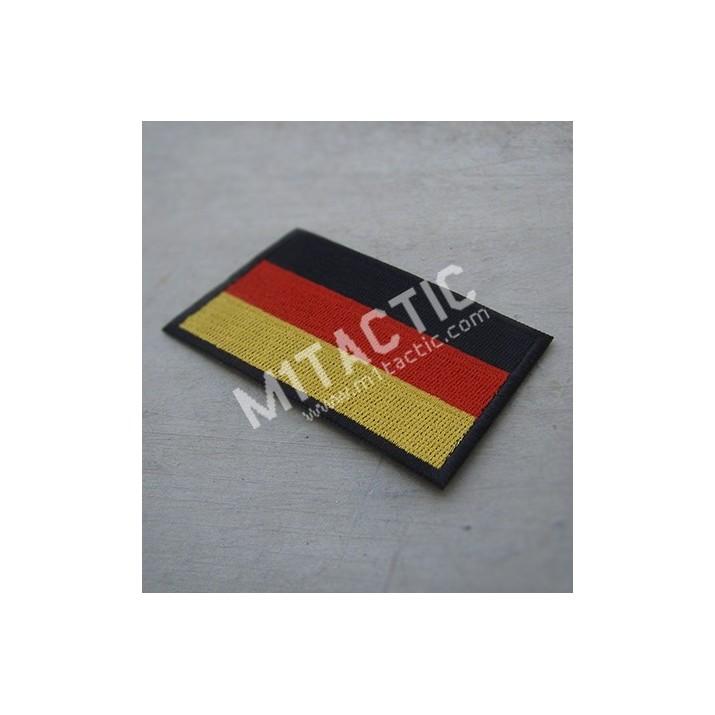 Ecusson/Drapeau brodé d'Allemagne